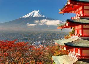 日本本州东京、富士山【出境特卖】